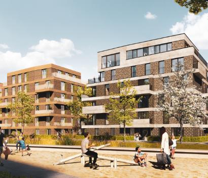 Evoreal | Bauprojekte, Projektentwicklung, Immobilien, Wohnbauten